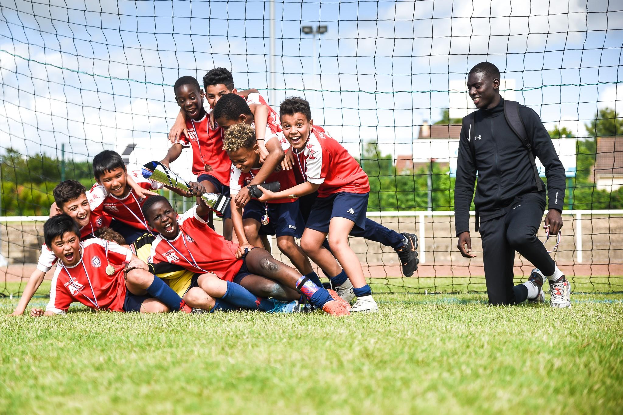 Les U11 de Sadouba victorieux 2 fois ce weekend